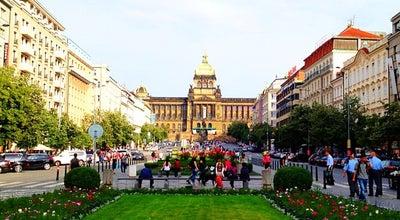 Photo of Plaza Václavské náměstí | Wenceslas Square at Václavské Nám., Praha 110 00, Czech Republic