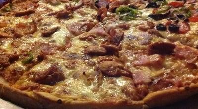 Photo of Pizza Place Atomic Pizza at Del Antiguo Chaman 1 1/2 Al Sur, Managua, Nicaragua