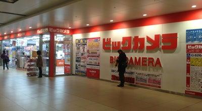 Photo of Electronics Store ビックカメラ 新潟店 at 中央区花園1-1-21, Niigata 950-0086, Japan