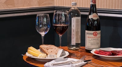 Photo of Wine Bar Compagnie des Vins Surnaturels at 8-10 Neal's Yard, London WC2H 9DP, United Kingdom