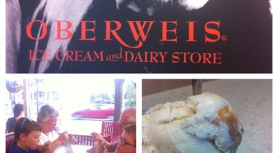 Photo of Ice Cream Shop Oberweis Ice Cream & Dairy at 101 S Northwest Hwy, Park Ridge, IL 60068, United States