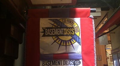 Photo of Record Shop The Basement Discs at 24 Block Pl., Melbourne, VI 3000, Australia