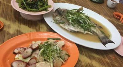 Photo of Chinese Restaurant Loke Tien Yuen Restaurant at 55, Jalan Abu Bakar, Mersing 86800, Malaysia