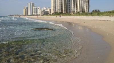 Photo of Beach Ocean Reef Park at 3860 N Ocean Dr, Singer Island, FL 33404, United States