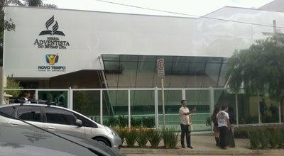 Photo of Church Igreja Adventista do Sétimo Dia - Central Diadema at Rua Manuel Da Nóbrega, 400, Diadema, Brazil