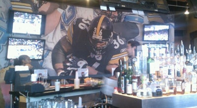 Photo of Sports Bar Jerome Bettis' Grille 36 at 393 N Shore Dr, Pittsburgh, PA 15212, United States
