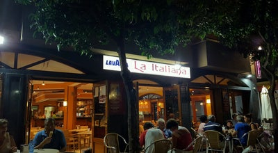 Photo of Cafe La Italiana at Calle Adolfo Suárez Figueroa, Estepona 29680, Spain