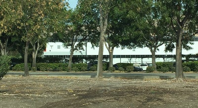 Photo of Factory Tesla Factory Courtyard at Fremont, CA, United States