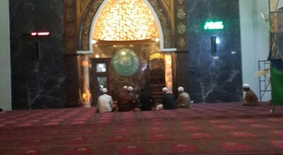 Photo of Mosque Masjid Agung An Nuur at Jl. Gajah Mada No. 10, Batu 65314, Indonesia