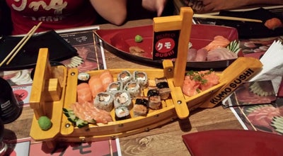 Photo of Sushi Restaurant Kumo Sushi at R. Bento Gonçalves, 476, Viamão 944157000, Brazil