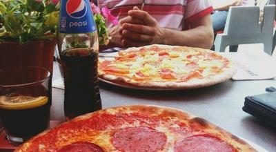 Photo of Italian Restaurant Mezzomar at Löhrhof 1, Recklinghausen 45657, Germany