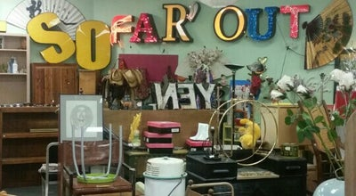Photo of Thrift / Vintage Store Far Out Home Fittings at 2301 S Congress Ave #7, Austin, TX 78704, United States