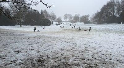 Photo of Park Drägerpark at Alexanderstraße, Lübeck 23566, Germany
