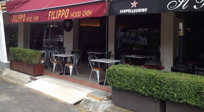 Photo of Pizza Place Filippo Wood Oven & Pizza Bar at Multicentro La Paco, San José 1250, Costa Rica