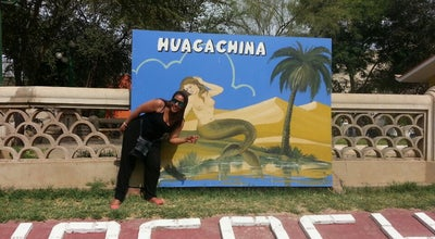 Photo of Trail Huacachina at Peru