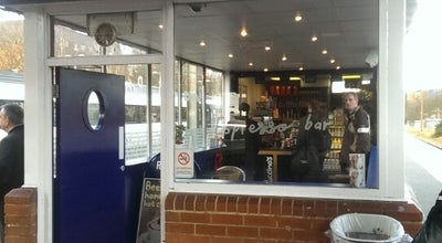 Photo of Coffee Shop Puccino's at Stevenage Station, Stevenage, United Kingdom