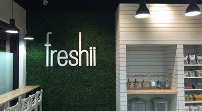 Photo of Restaurant Freshii at Korte Lijnbaan 18b, Rotterdam 3012 ED, Netherlands