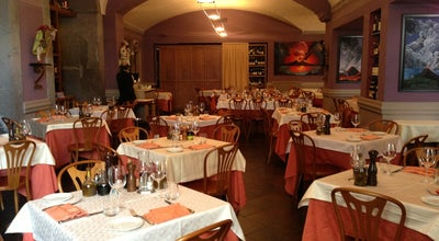 Photo of Italian Restaurant La Basilica Restaurant at Via Sant'antonino 28, Sorrento 80067, Italy