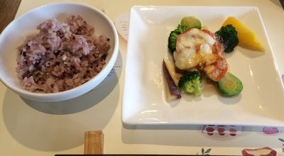 Photo of Vegetarian / Vegan Restaurant 自然の薬箱 Cafe & Kitchen at 千種区今池1-2-7, 名古屋市, Japan