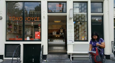 Photo of Indonesian Restaurant Toko Joyce at Nieuwmarkt 38, Amsterdam 1012 CS, Netherlands