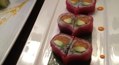 Photo of Sushi Restaurant Kiku Sushi at 235 9th Ave, New York, NY 10001, United States