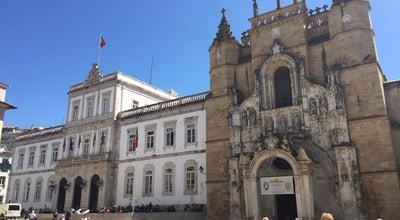 Photo of Church Igreja de São Tiago | Igreja de Santiago at Coimbra, Portugal