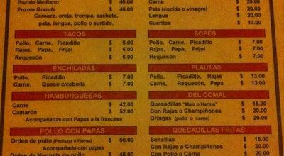 Photo of Mexican Restaurant El Tejaban at Mexico