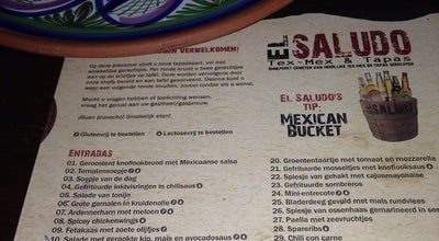 Photo of Mexican Restaurant El Saludo at Eikenboomgaard 6, oss, Netherlands