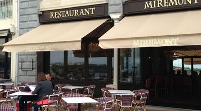 Photo of Tea Room Miremont at 15 Rue Mazagran, Biarritz 64000, France