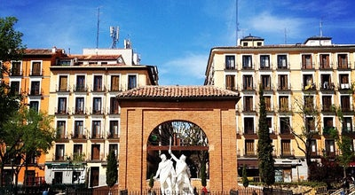 Photo of American Restaurant The Place at Plaza Dos De Mayo, 5, Madrid 28004, Spain