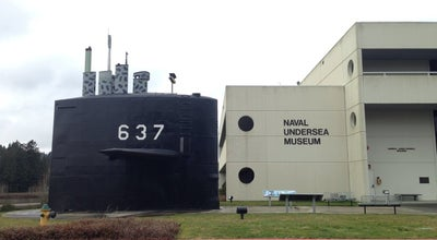 Photo of History Museum Naval Undersea Museum at 610 Dowell St, Keyport, WA 98345, United States