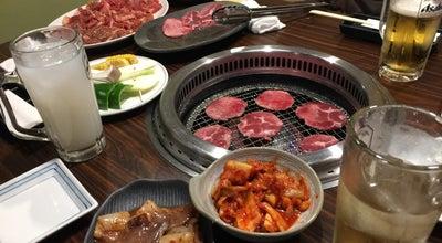 Photo of BBQ Joint 焼肉 五苑 at 外堀2-188, 小牧市, Japan
