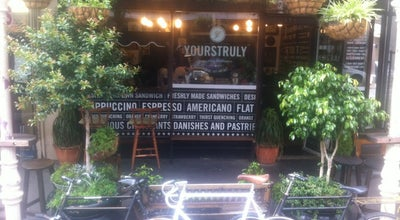 Photo of Coffee Shop Yourstruly at 175 Long St., Cape Town 8000, South Africa