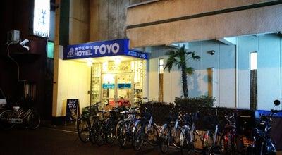 Photo of Hostel ホテル東洋 HOTEL TOYO at 西成区太子1-3-5, 大阪市, Japan