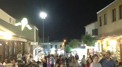 Photo of Seafood Restaurant Kaptan'ın Yeri at Alaçatı, Çeşme, İzmir, Turkey