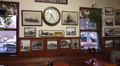 Photo of American Restaurant Millington Station Cafe at 1931 Long Hill Rd, Millington, NJ 07946, United States
