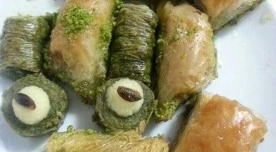 Photo of Dessert Shop Maraş Pastanesi at Eskisaray Mh. Gölbaşı Cd. No:52/a, Adıyaman, Turkey