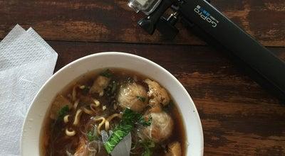 "Photo of Ramen / Noodle House Mie Ayam & Bakso ""Lik No"" at Indonesia"