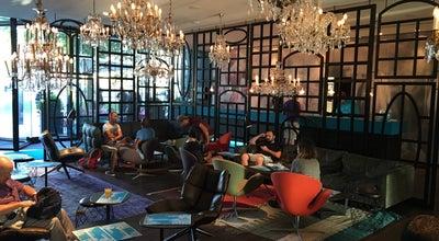 Photo of Hotel Motel One at Europaboulevard 23, Amsterdam 1079 PC, Netherlands