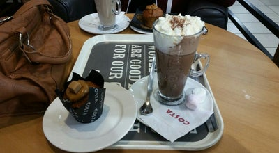 Photo of Coffee Shop Costa Coffee at The Bridges, Sunderland SR1 3LB, United Kingdom