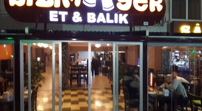 Photo of Diner Bizim Yer Et Balık at Adnan Menderes Blv., MERSİN, Turkey