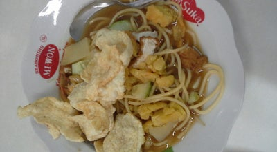 Photo of Chinese Restaurant Mie Atep Belitung at Sriwijaya's Street, Tanjungpandan 33415, Indonesia