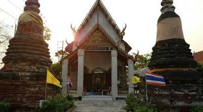 Photo of Buddhist Temple วัดโคกขาม (พันท้ายนรสิงห์) at 15 หมู่ 2 บ.โคกขาม ต.โคกขาม, Mueang Samut Sakhon, Thailand