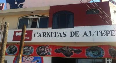 Photo of BBQ Joint Carnitas De Altepexi at Mexico
