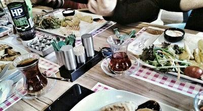 Photo of Bagel Shop Fesleğen Simit Cafe & Bistro at Hacettepe Üniversitesi, Ankara, Turkey