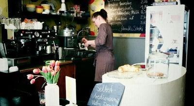 Photo of Cafe Café Schoeneweile at Reinbeckstr. 9, Berlin 12459, Germany