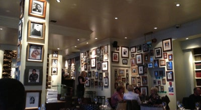 Photo of Restaurant Sinatra at 8-16 Chapel Quarter, Chapel Bar, Nottingham NG 1 6, United Kingdom