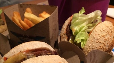 Photo of Burger Joint BurgerFuel | برغر فيول at Ain Al Najm St, Al Hofuf, Saudi Arabia