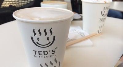 Photo of Cafe Ted's Coffee & Co at Afi Palace Ploiești, Ploieşti 100176, Romania