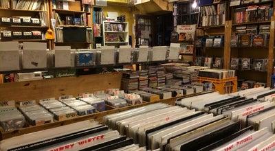 Photo of Record Shop Mickes Serier, CD & Vinyl at Långholmsgatan 20, Stockholm 117 28, Sweden